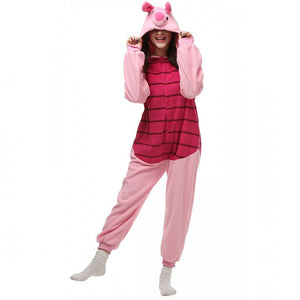 Piggy Pig Onesie Union Suit Pajama