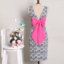 Vintage Bokwnot Summer Women Dress