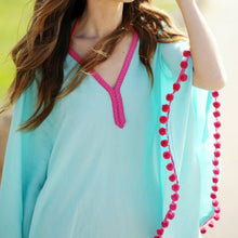 Tassels Sun-Protective Top