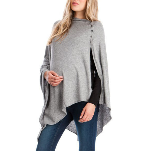 Maternity Multifunctional Nursing Pullover Tops