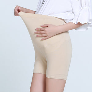 Maternity Abdomen Supportive Safe Shorts