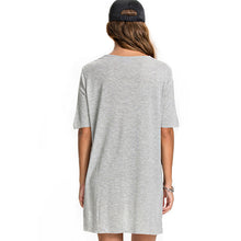 Side Slit Asymmetrical T-Shirt