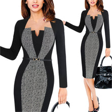 Elegant Work Office Business Party Bodycon Dress