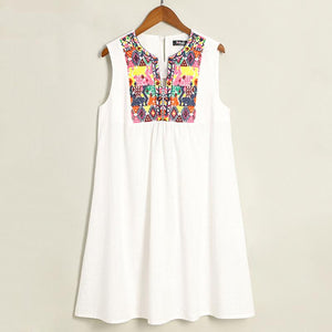 Tribal Prints Women Dress