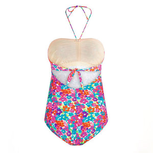 Maternity Floral Swimsuit