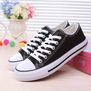 White Slip-On Casual Women's Fashion Sneakers