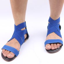 Elastic Daily Casual Flat Sandals