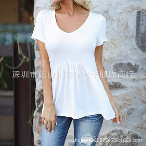 Maternity Short Sleeve Top