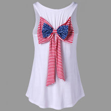 Maternity Back Bowknot Decorated Tank Top