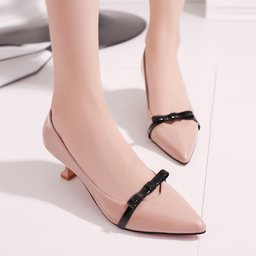 Pointed Toe Stiletto Heel Women Heels
