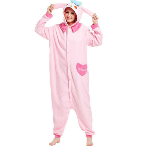 Melody Onesie Union Suit Pajama