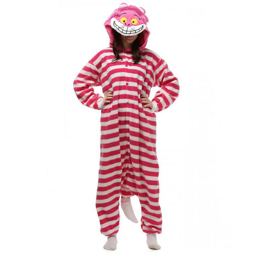 Cheshire Cat Onesie Union Suit Pajama