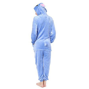 Stitch Onesie Union Suit Pajama