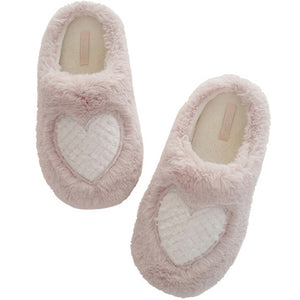 Love Me Tender Slipper In Pink