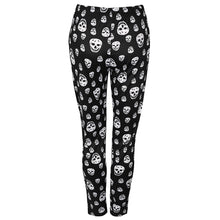 Halloween Pumpkin Lantern Printing Women Pencil Pants Leggings