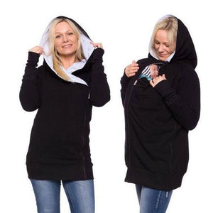 Maternity Nursing Hooded Jacket