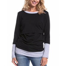 Multi-Functional Maternity Nursing T-Shirt