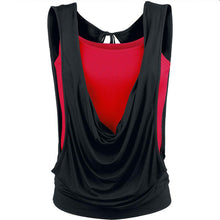 Women  Loose Vest  Wear Two Pieces