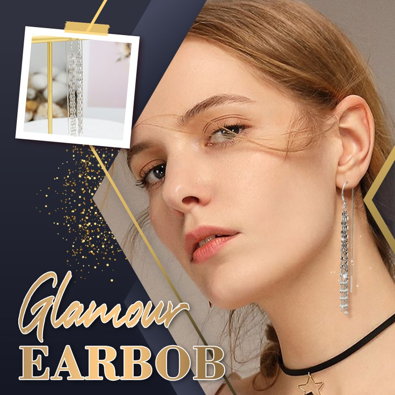 Glamour Earbob(Halloween 50% Discount)