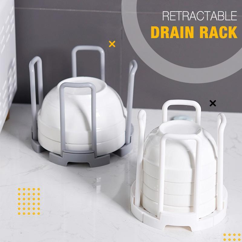 Retractable Drain Rack(50% OFF)