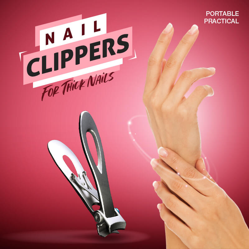 Nail Clippers Manicure Tool
