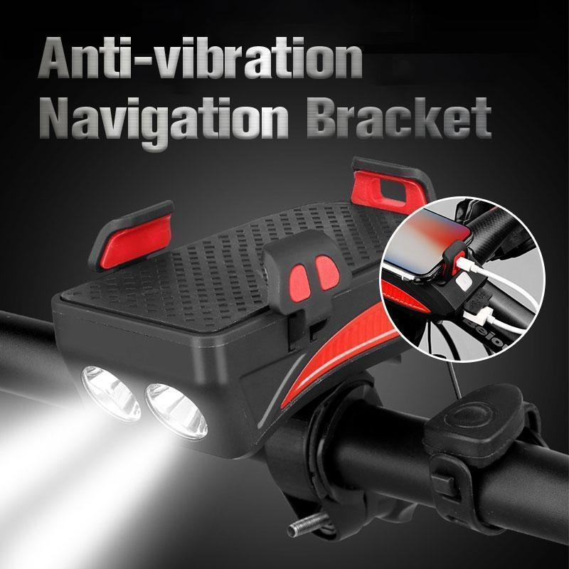 Anti-vibration Navigation Bracket