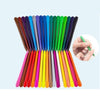 36 Colors Triangular Crayons