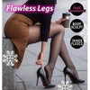 Wrinkle-free Translucent Stretch Tights