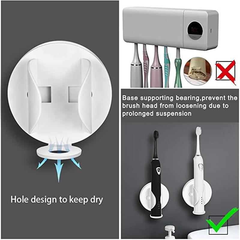 Automatic Storage Electric Toothbrush Holder