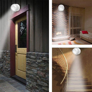 360° LED Motion Sensing Spotlight