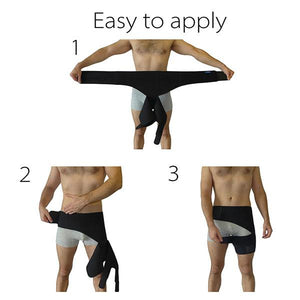 Groin Thigh Hip Wrap Brace