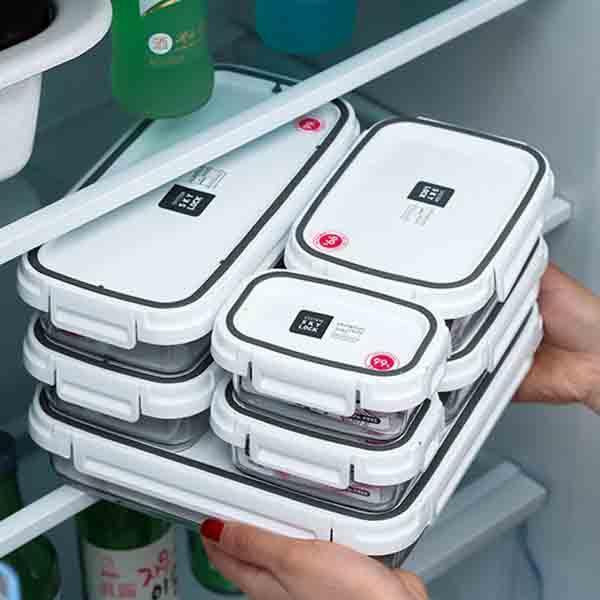 (30% OFF) Refrigerator Storage Box Set