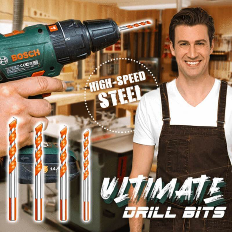 【50% OFF TODAY】Ultimate Multifunctional Tile Drill Bits