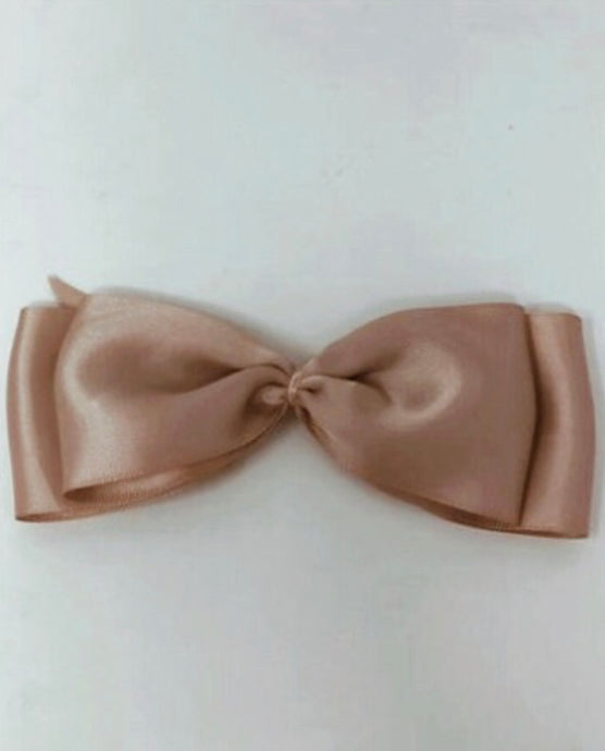 Faux Silk Bow