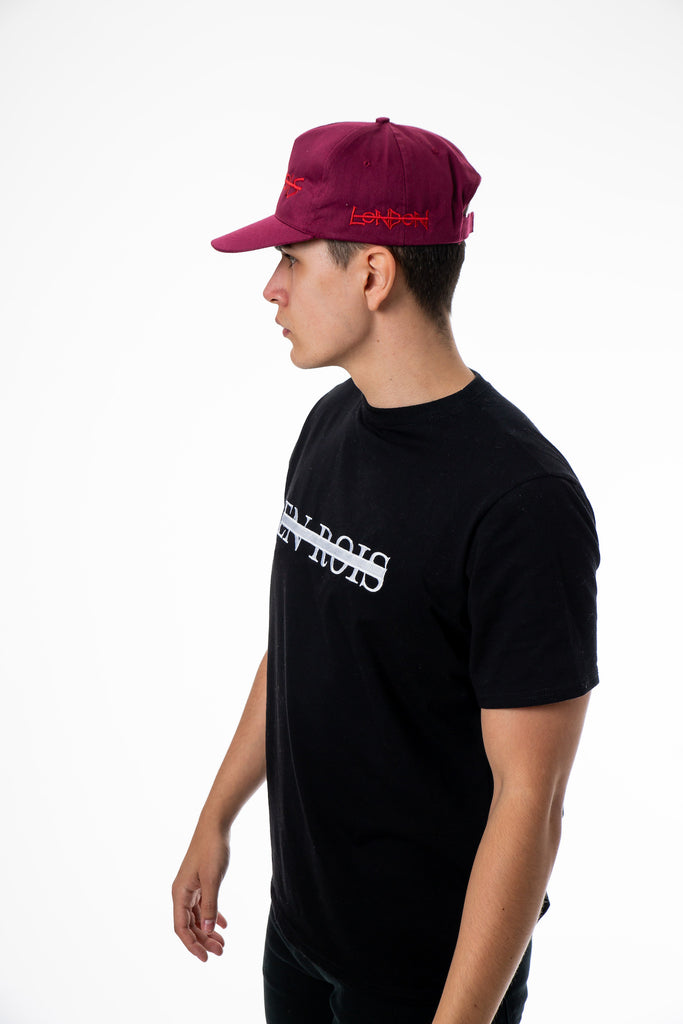 Unisex Exclusive Trucker Cap - Burgundy