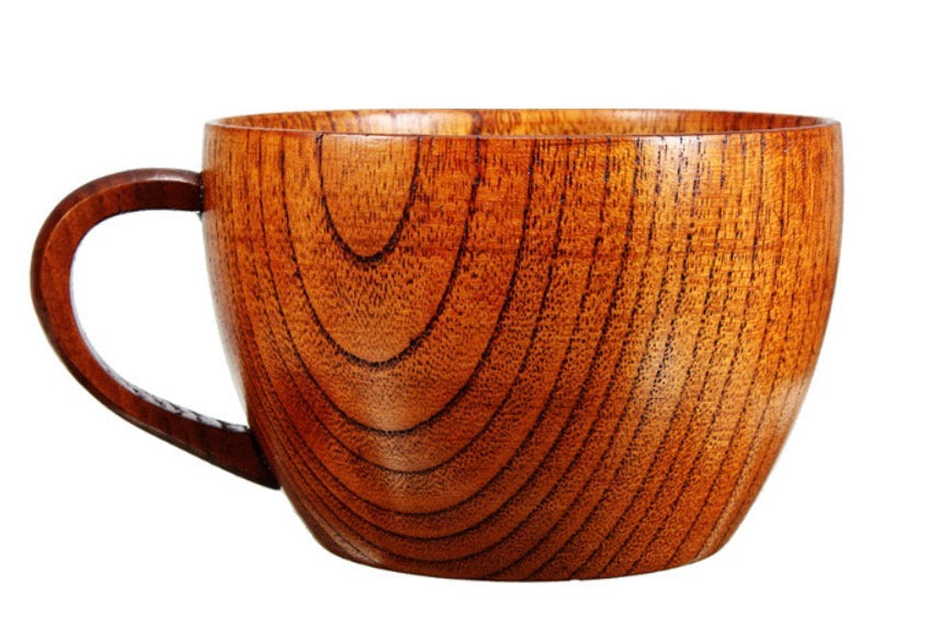 Wooden Cup - Online Baristas - coffee - tea - products - free - cheap