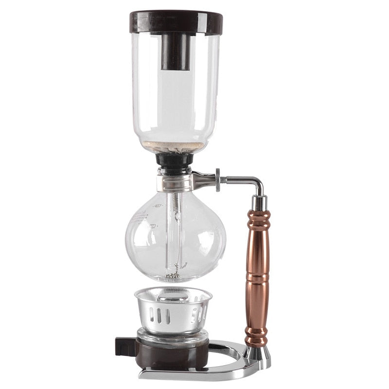 Japanese Style Siphon Vacuum Coffee Brewer - Online Baristas - coffee - tea - products - free - cheap