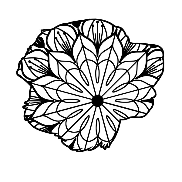Mandala gives it really good. Labrador Head Mandala Labrador Head Mandala Svg