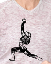 Female Yoga Pose Mandala Animals SVG