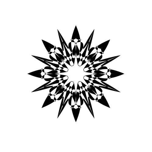 Svg Mandala Abstract Mandalas Cut