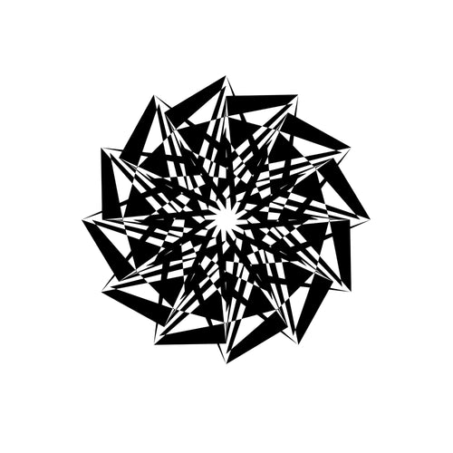 Svg Mandala Clip Art Designs