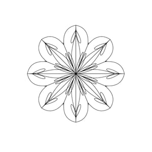Svg Mandala Clip Art Free Cutting Files