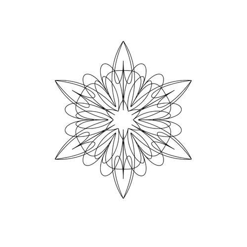 Svg Mandala Cut Files