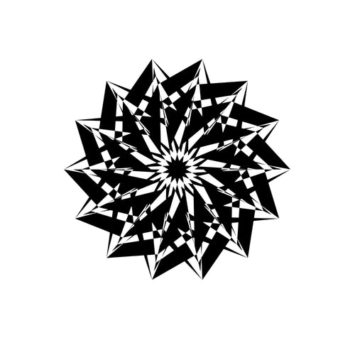 Svg Mandala Designs Geometric
