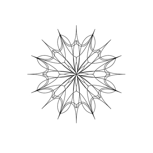 Svg Mandala Designs Mandalas Cut