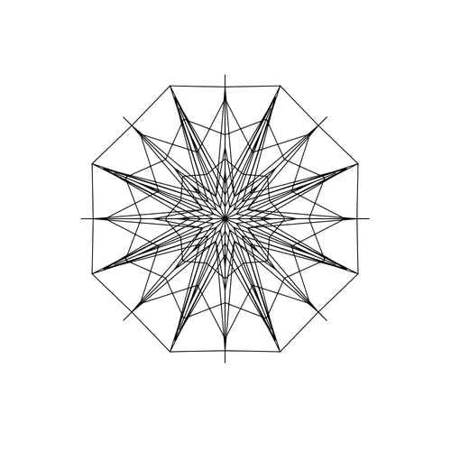 Svg Mandala Monogram Files Cut