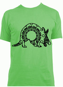 Aardvark Hot Summer Mandala Designs