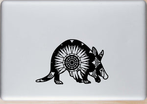 Aardvark Mandala Animals SVG