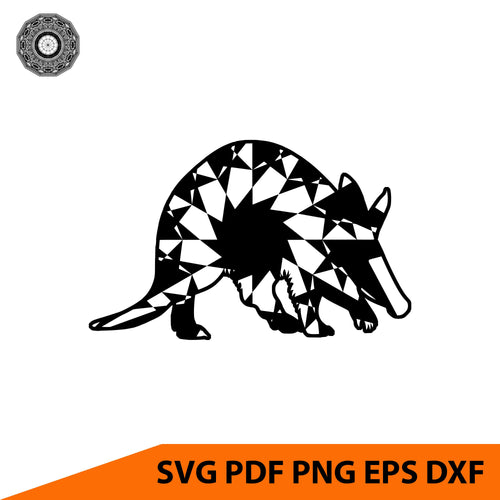 Aardvark Svgs Files