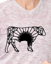Angus Bull Mandala Animal SVG, PNG, DXF & EPS Cut File Download